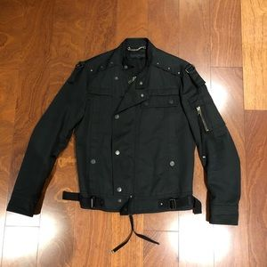 DIESEL BLACK GOLD LABEL BIKER JACKET